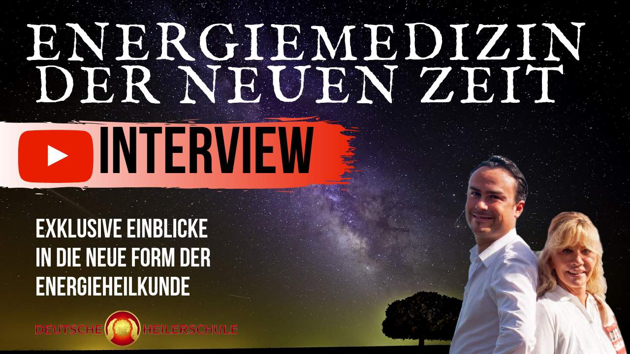 INTERVIEW: Geist steht über Materie – Energiemedizin der neuen Zeit – Was Geist & Emotion im Leben bewirken kann!