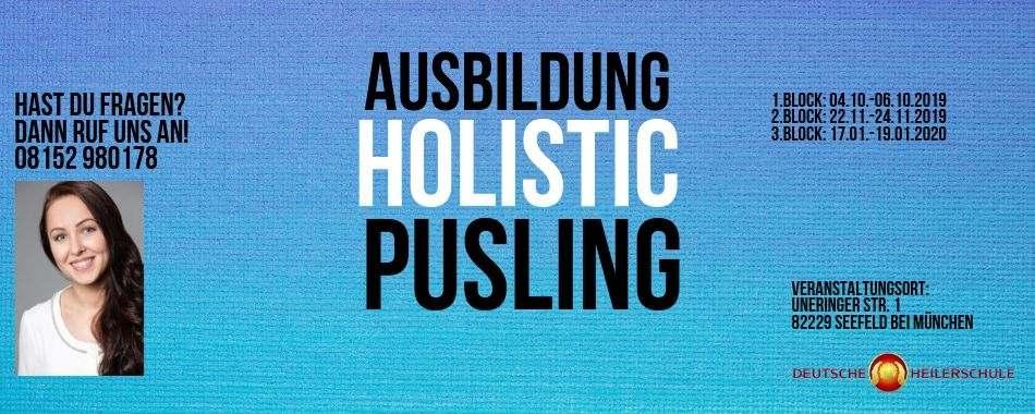 Ausbildung Holistic Pulsing Deutsche Heilerschule