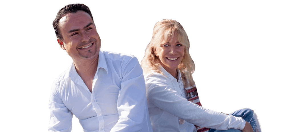 Gründer der Heilerschule - Sebastian Lichtenberg & Brigitte Seidl-Lichtenberg