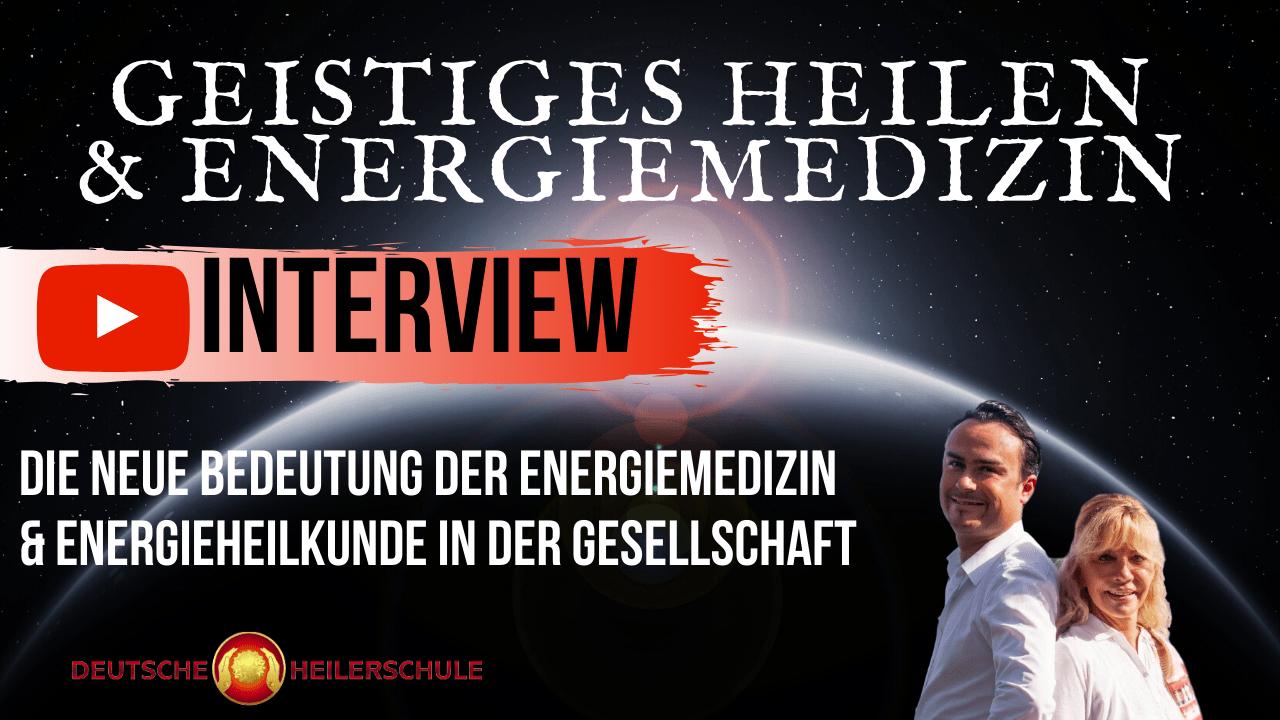 Geistiges Heilen & Energiemedizin – das Portrait der Deutschen Heilerschule