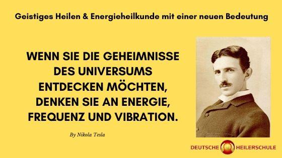 Geistiges Heilen & Energieheilkunde mit einer neuen Bedeutung