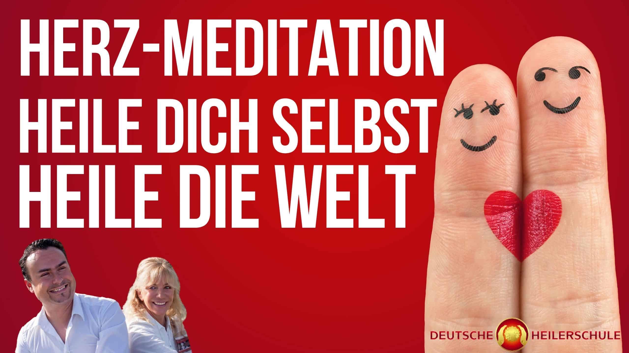Die Übung der Herzens-Meditation – fühle Liebe und Frieden in Dir! – Meditation Corona-Virus