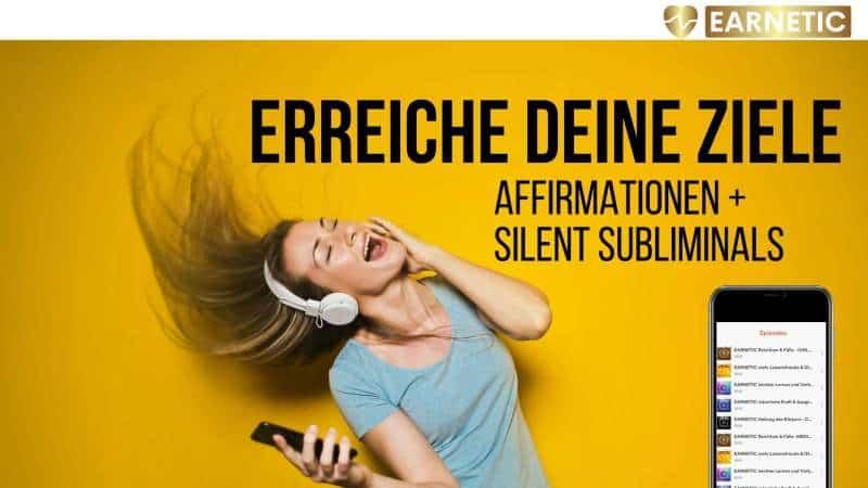 Silent Subliminals in Deutsch - das Gesetz der Anziehung